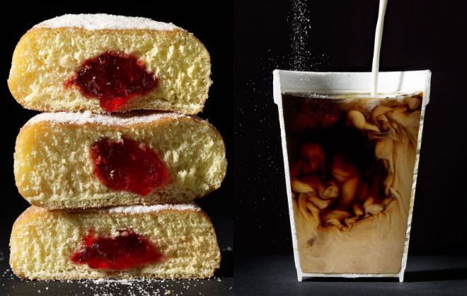 fotografia cut food