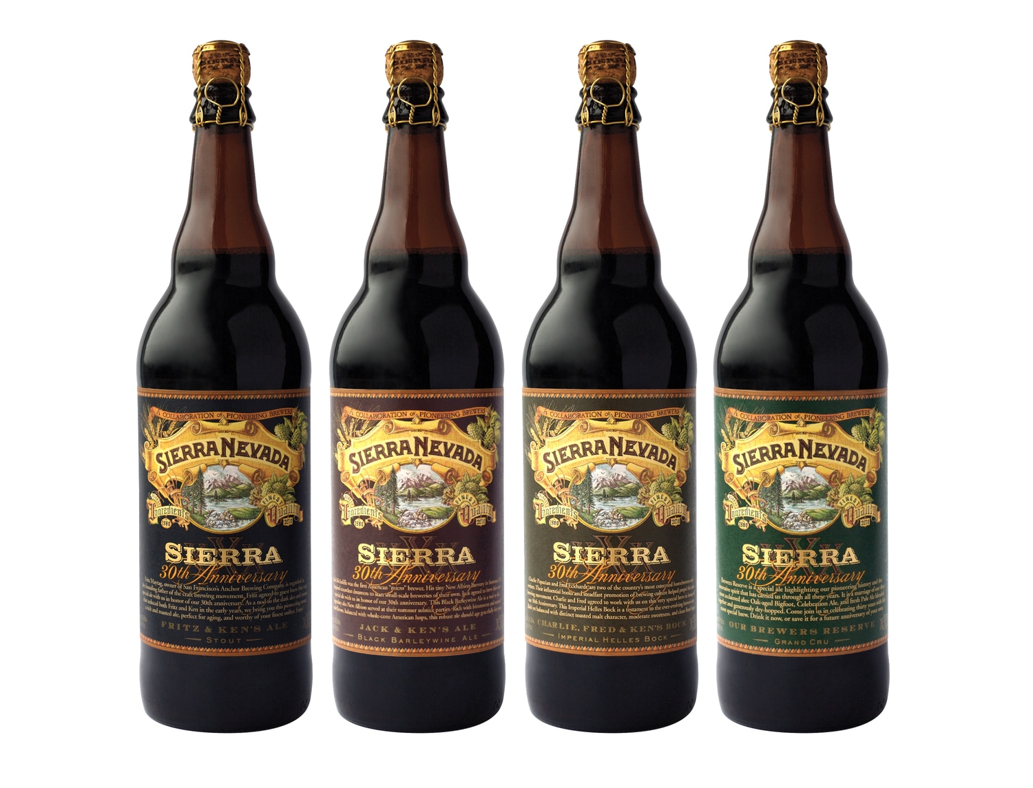 Sierra+Nevada+30th+Lineup